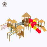 Factory Direct Large Outdoor Toys Kindergarten Facilities Slide for Children's Playground Physical Training Amusement Equipment