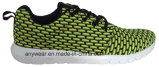Athetic Men Footwear Comfort Flyknit Sports Shoes (815-7315)