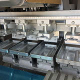 Four Color Ink Tray Pad Printer with Shuttle