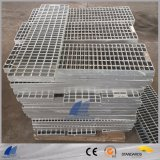 Heavy Duty Galvanized Steel Grating for Floor, Manhole Cover, Drainage, Grate, Platform