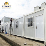 Cheap Steel Structure Container Labor Camp with Toilet Bathroom
