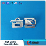 Galvanized Steel Pole Clamp FTTH Accessories