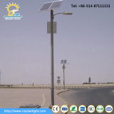 Highway Lighting 8m Pole 80W Solar LED Street Lighting