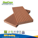 Waterproof and Antislip Eco-Friendly Soild WPC Laminate Decking Floor