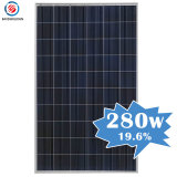 Big 25 Years Warranty Yingli TUV 12bb 30V 280W Poly Solar Panels 150watt for House Application with Cost Price in England