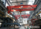 Double Beam Metallurgy Overhead Crane