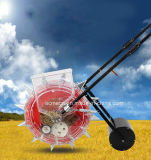 Small Adjustable Manual Seeder Hand Push Corn Maize Cotton Planter