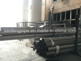 Popular Hot Dipped Seamless Stainless Steel Tube Material with High Quality