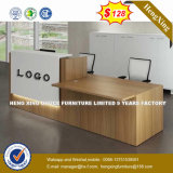 Classic Espresso Fashionable Modular Office Reception Table (HX-8N1801)