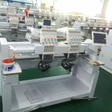 Wy1202c High Quality Double Head Cap T-Shirt Type Embroidery Machine in Huge Stock