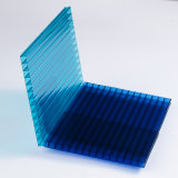 4mm Thin Anti-Fog Hollow Polycarbonate PC Panels Roof Sheet