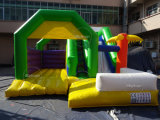Lilytoys Funny Inflatable Combo Jumping Bouncer Castle for Kids