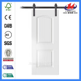 House Hardware Sliding Bypass Locking Real Barn Door