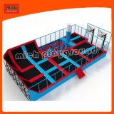 Cheap Bungee Jumping Trampoline Amusement Park for Sale