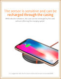 New Arrival Portable Fast Wireless Charger Qi Ultra Slim Wireless Charging Pad Quick Mobile Phone USB Fast Wireless Charger