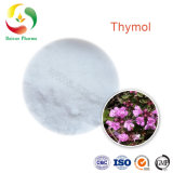 CAS No. 89-83-8 Plant Extract 98% Thymol, 100%Natural Thymol Powder 3-P-Cymenol Manufacturer