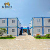 Construction Site Contractors Office Living Quarters Luxury Prefabricated Modular Container House