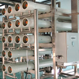 Jiuwu Membrane System for Chemical Industry Wastewater