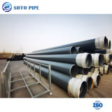 DN280mm Plastic Grey Color Tube PVC UPVC MPVC Pipe for Water Supply/Sprinkler/Fishing Cage/Construction/Greenhouse