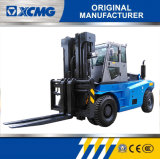 XCMG Official Construction Folk Lift Hnf120 Heavy Duty Forklift 12 Ton Diesel Counterbalance Forklift Truck for Sale