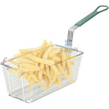 Restaurant Frying Strainer Kitchen Stainless Steel Fries Baskets