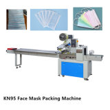 Semi Auto N95 Kf94 Surgery Facial Disposal Face Mask Packing Machine