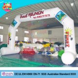 Logo Printing Inflatable Archway with Ce Certificates