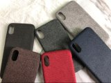 Factory Wholesales Cheap PU Thin Leather Case for iPhone X