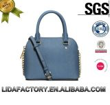 China Factory Mk Style Designer Handbag Leather Handbags (LD-2190)