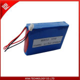 Rechargeable Li-Po Battery Pack 7.4V/2.7ah with PCM 2.5A