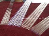 Varity/Various Size/Od/Diameter/Specification Clear Quartz Tube for PV Used