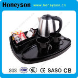 Electric Kettle & Tray Set