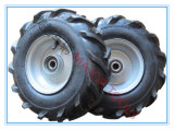 Riding Mower Pneumatic Rubber Wheel Tires 5.00-6