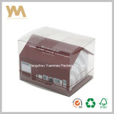 Clear PVC Gift Box Packing Outside