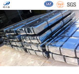 Regular Spangle Hot Dipped Zinc Coated Steel Plate