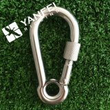 Stainless Steel AISI304/316 Spring Snap Hook