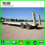 50 Ton Lowbed Truck Trailer for Tractor