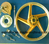 Rear Drum Motorcycle Wheel for Cg125