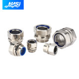 Stainless Steel Staight Liquid Tight Connectors for Flexible Conduit Seal Tight
