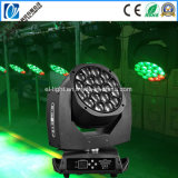 LED Moving Head Light 19*15W RGBW Osram LED Chip Zooming Functions Best Price for Stage Show