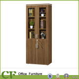 File Cabinet System with Glass Doors
