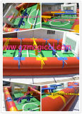 Sport Game Inflatable Human Football Field (MIC-973)