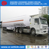 Best Price 3 Axle 42 Cbm Water Tank Semi Trailer, Water Tanker Trailer for Sale