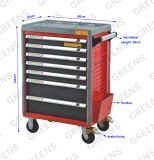 Seven Drawers Tools Trolley (G-307)