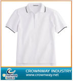 Cheap Plain Polyester Polo Shirt for Men