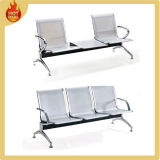 Stainless Steel Airport Waiting Room Furniture Metal Chair