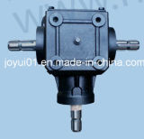 Straight Bevel Gearbox for Agricultural