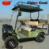 2+2 Seats Electric Gas Powered Golf Buggy Sightseeing Car