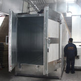 Gas Diesel Heated Powder Coating Curing Oven