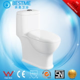 Bathroom Brand Wc One Piece Washdown Ceramic Toilet Bc-2018